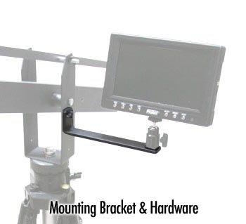 LCD Monitor Mounting Bracket for ProAm USA Camera Crane (Mounting Bracket Monitor compare prices)