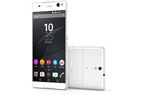 Sony Xperia C5 Ultra Dual E5563 (SIMフリー LTE, 16GB, White)[並行輸入]