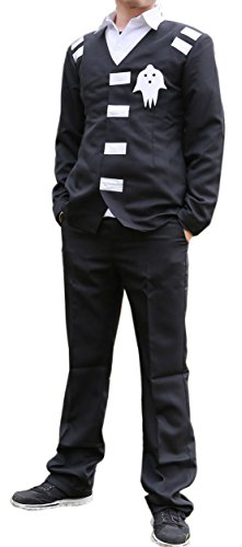 Death of Kid Costume Outfit Soul Fancy Eater Cosplay Outfit