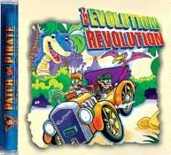 0909082 The Evolution Revolution CD (Patch the Pirate), Ron Hamilton