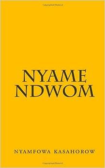"""""""Nyame Ndwom - Yɛ Bɛtow Ebenezer"""" Ne Nkyerɛmu"""