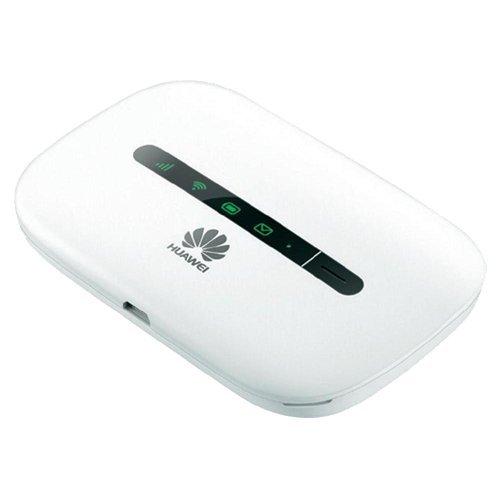 Huawei E5330 Mobile Chiavetta Wi-Fi, 21.6Mbps, Bianco