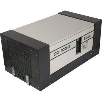 dehumidifier lowes ebac cd100e 97 pint commercial dehumidifier