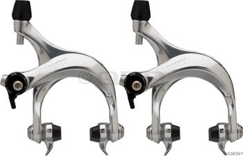 Buy Low Price Tektro – R740 Road Caliper Set, Polished Silver, 39-49mm (R740 High Polish Silver)