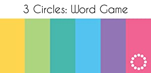 3 Circles: Word Game from Maribou Inc.