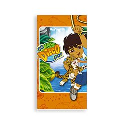Amscan Go Diego Go! Paper Table Cover - 1