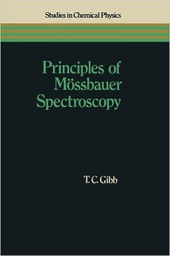 Principles of Mössbauer Spectroscopy (Studies in Chemical Physics)