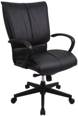 Eurotech High Back Leather Executive Chair - Louisville LE8505
