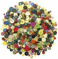 craft-buttons-500g-of-assorted-colours-and-sizes-fantastic-for-all-craft-activities-collage-knitting