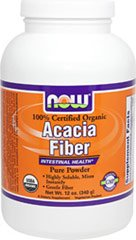 Bio Acacia Fiber Powder 6500 mg, 6500 mg / 12 oz Poudre