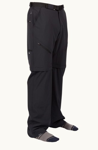 Zoic Men's Black Market Convertible Pant with RPL Essential Liner
