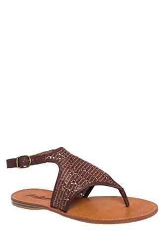 Abdool Thong Flat Sandal
