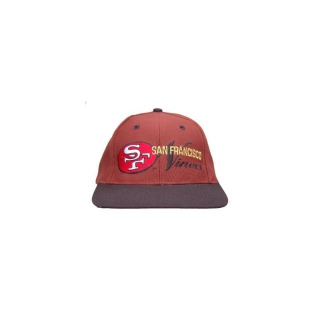 Vintage San Francisco 49ers Snapback Hat Cap Sports