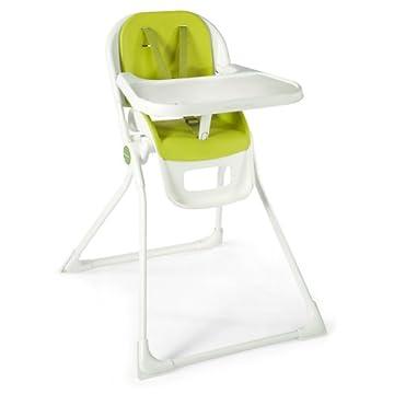 Mamas & Papas Pixi Highchair: Pixi Highchair Apple Green