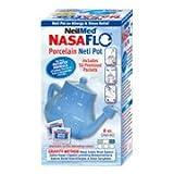 NeilMed's Sinus Rinse Porcelain Neti Pot 1.52 oz (75 ml)