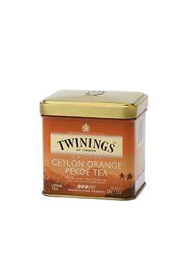 Twinings Ceylon Orange Pekoe Dose 100g, 2er Pack (2 x 100 g) von Twinings auf Gewürze Shop