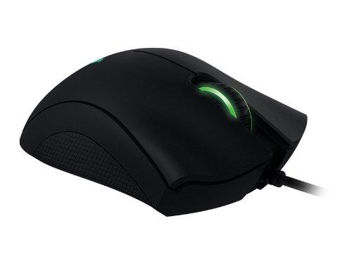 Get Razer DeathAdder Ergonomic PC Gaming Mouse