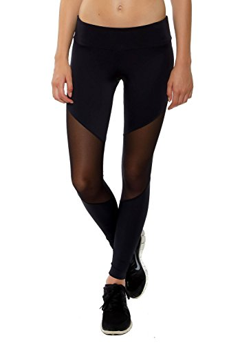 Onzie Mesh Track Long Legging (Small/Medium)