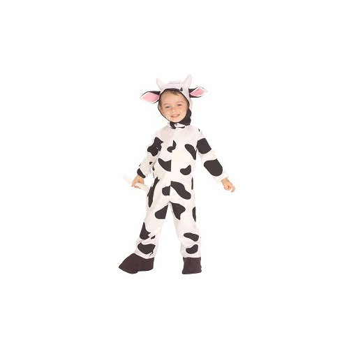 Rubie'S Costume Ez-On Romper Costume, Cozy Cow, 6-12 Months front-1031694