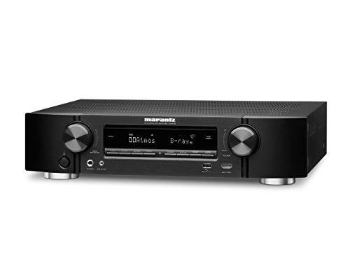 Marantz NR1606 AV-Receiver Schwarz mit Bluetooth