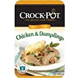 Crock Pot Chicken Dumplings (6x14.5OZ ) by Crock-Pot
