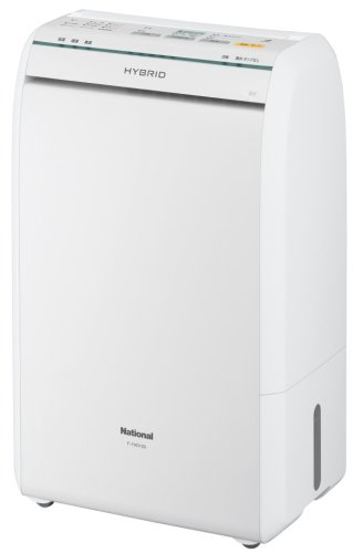 【Amazonの商品情報へ】Panasonic 除湿機 パールホワイト F-YHD100-W