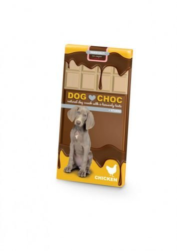 Bild von: Europet Bernina | Dog Choc Chicken | 100 g