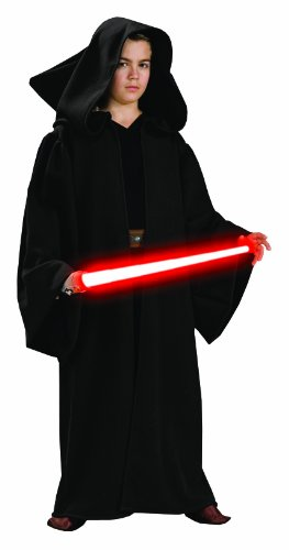 Rubies Star Wars Deluxe Hooded Sith Robe, Large