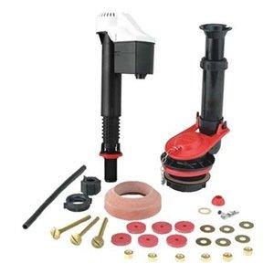 korky 4010pk universal toilet repair kit faucet trim