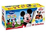 2 Boxes (6 Eggs) Disney Pixar Mickey Mouse Chocolate Surprise inside, Free Gift