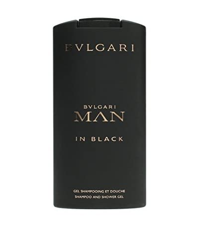 Bvlgari Shampoo De Ducha Man In Black 200 ml