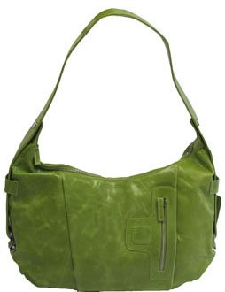 Eva Hobo Leather Shoulder Bag