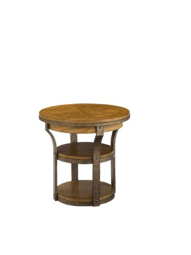 Cheap Hammary Vero Round End Table (041-916)