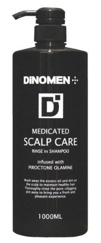 DiNOMEN DiNOMEN 薬用スカルプケア リンスインシャンプー(医薬部外品)