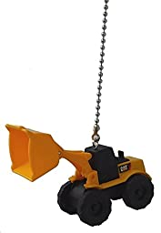 CATERPILLAR heavy equipment CAT construction vehicle Ceiling FAN PULL light chain (Front Loader)