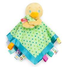 Taggies - Soothe Me Snuggles Cuddle Blanket - Canard