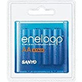16 Pack New Version Sanyo Eneloop 2000 MAH LOW Discharge AA Batteries Sixteen Battery Bundle