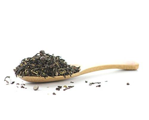 Pu-Erh Chocolate Mint Loose Leaf Tea, Organic - 4Oz