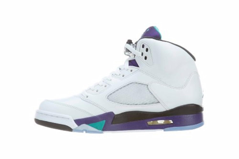 Nike air jordan retro 5 grape