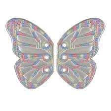 Shwings - Silver Butterfly- One Size Fits All!!!