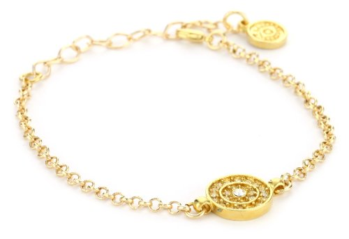 Blee Inara Chain with Clear Swarovski Bracelet