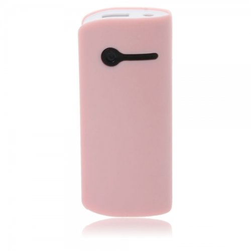 Marzey Pink 5600Mah Portable Universal Mobile Power Bank Charger For Kyocera Duramax By Things Needed