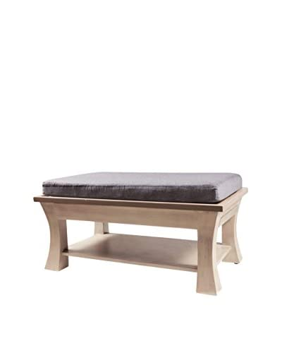 Couef Jeremy Table/Bench, Grey