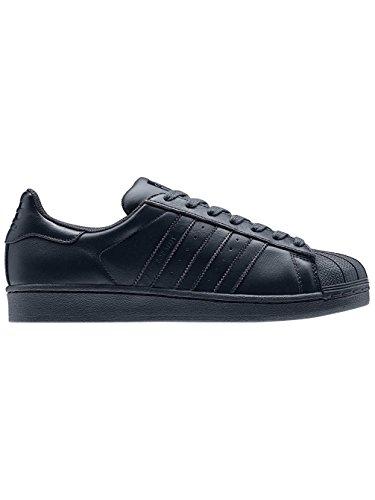 Adidas Superstar Supercolo, Scarpe sportive, Unisex - adulto, Blu (Ntnavy/Ntnavy/Ntnavy), 42.7