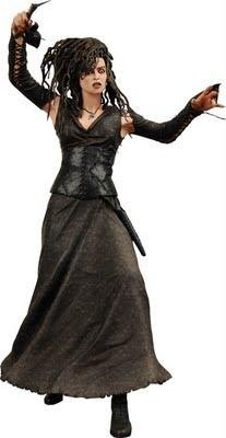 Harry Potter and the Order of the Phoenix 7 Inch Series 3 Action Figure Bellatrix Lastrange