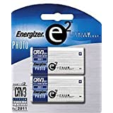 ENERGIZER E2 PHOTO LITHIUM CRV3 BATTERIES 2-PACK