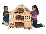 Small World Toys Ryan's Room Wooden D…