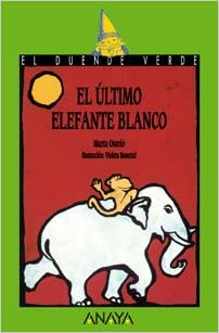 102. El último elefante blanco Libros Infantiles - El