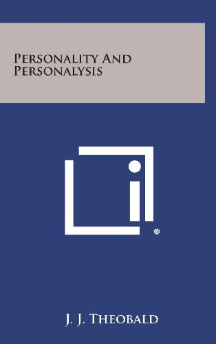Personality and Personalysis