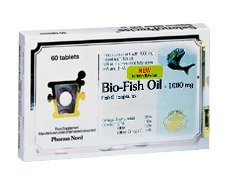 Pharma Nord Bio-Fish oil in fish gel 1000mg  160caps